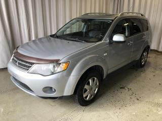Used 2009 Mitsubishi Outlander 4 RM 4 portes XLS V6 7 PASSAGERS GT for sale in Sherbrooke, QC