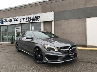 Used 2014 Mercedes-Benz CLA-Class SOLD for sale in Toronto, ON