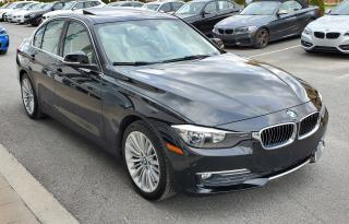 Used 2015 BMW 320 xDrive for sale in Dorval, QC
