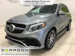 Used 2016 Mercedes-Benz C 300 Amg Gle 63 S V8 for sale in Cowansville, QC