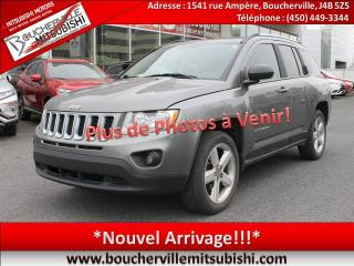 Used 2011 Jeep Compass Ltd Cuir for sale in Boucherville, QC