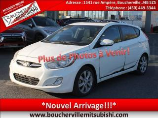 Used 2012 Hyundai Accent Gls T.ouvrant for sale in Boucherville, QC