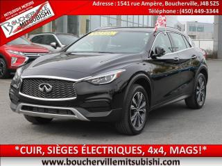 Used 2018 Infiniti QX30 Cuir, Bluetooth for sale in Boucherville, QC