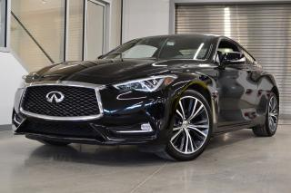 Used 2017 Infiniti Q60 3.0t Awd Bien for sale in Laval, QC