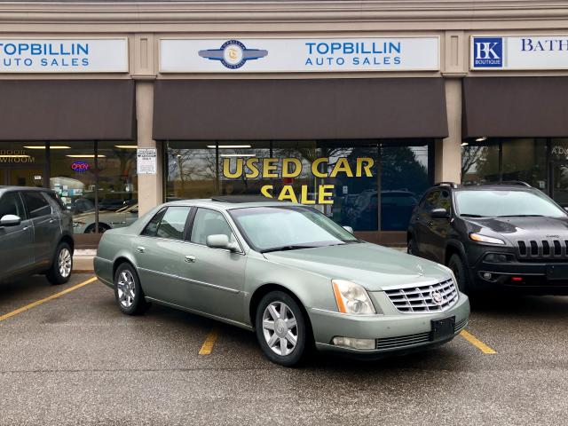 2007 Cadillac DTS Sunroof, Heated/Cooled Seats