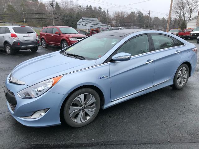 2013 Hyundai Sonata Limited w/Technology Pkg