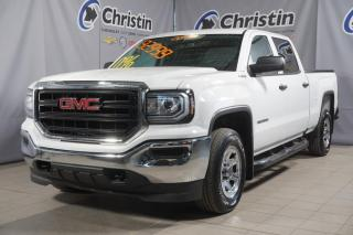 Used 2017 GMC Sierra 1500 4X4 CREW CAB TONNEAU COVER MARCHE-PIEDS for sale in Montréal, QC