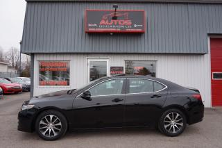 Used 2015 Acura TLX Tech for sale in Lévis, QC