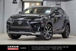 Used 2017 Lexus NX 200t AWD for sale in Lachine, QC
