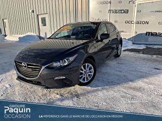 Used 2015 Mazda MAZDA3 GS MAZDA 3 SPORT for sale in Rouyn-Noranda, QC