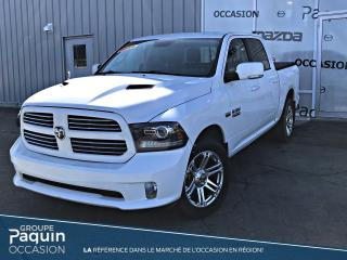 Used 2014 RAM 1500 SPORT for sale in Rouyn-Noranda, QC