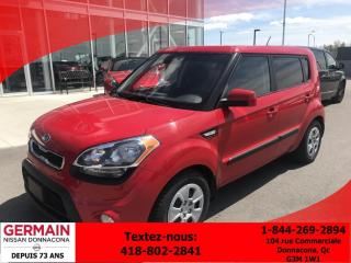 Used 2012 Kia Soul Cruise - Bluetooth for sale in Donnacona, QC