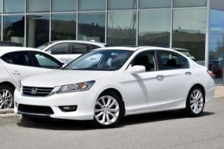 Used 2015 Honda Accord Touring for sale in Lachine, QC