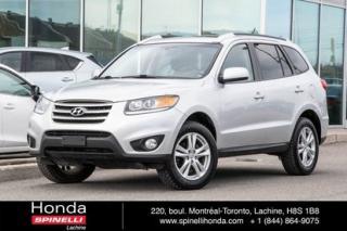 Used 2012 Hyundai Santa Fe Gl Premium Awd Awd for sale in Lachine, QC