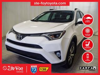 Used 2016 Toyota RAV4 Xle T.ouvrant, Roue for sale in Québec, QC
