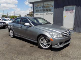 Used 2009 Mercedes-Benz C 300 ***4X4,AWD,CUIR,TOIT,MAGS*** for sale in Longueuil, QC