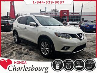 Used 2016 Nissan Rogue SV AWD **40 957 KM** for sale in Charlesbourg, QC