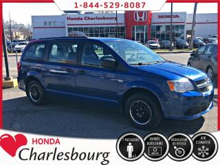 Used 2011 Dodge Grand Caravan SE **UN PROPRIÉTAIRE** for sale in Charlesbourg, QC