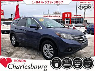 Used 2012 Honda CR-V EX 4WD **TOIT OUVRANT** for sale in Charlesbourg, QC