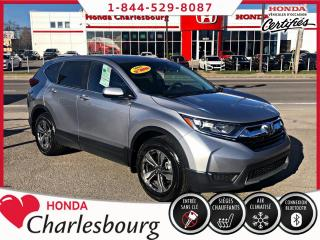 Used 2017 Honda CR-V LX ***36 584 KM*** for sale in Charlesbourg, QC