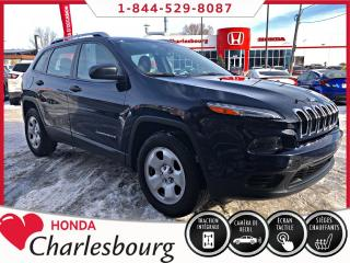 Used 2014 Jeep Cherokee SPORT 4X4 ***21 521 KM*** for sale in Charlesbourg, QC