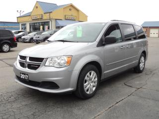 Used 2017 Dodge Grand Caravan SXT 3.6L Stow-N-Go 7Passenger for sale in Brantford, ON