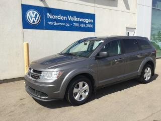 Used 2013 Dodge Journey SE for sale in Edmonton, AB
