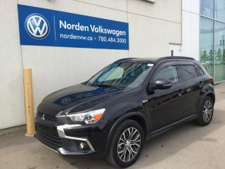 Used 2017 Mitsubishi RVR GT AWD - LEATHER / NAVI / HEATED SEATS for sale in Edmonton, AB