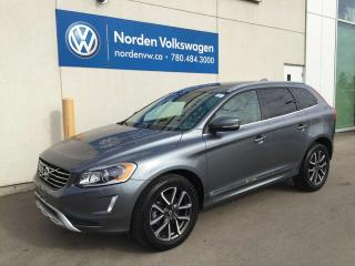 Used 2017 Volvo XC60 T5 SPECIAL EDITION PREMIER AWD - LEATHER / SUNROOF for sale in Edmonton, AB