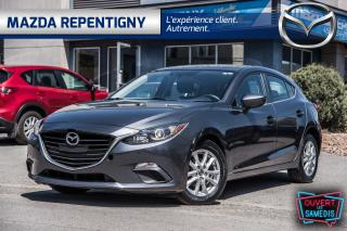 Used 2015 Mazda MAZDA3 Sport GS for sale in Repentigny, QC