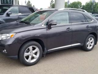Used 2010 Lexus RX 350 RX350; PUSH BUTTON START, BLUETOOTH, BACKUP CAMERA, BEAUTIFUL SUV for sale in Edmonton, AB