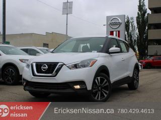 Used 2019 Nissan Kicks SV 4dr FWD Sport Utility for sale in Edmonton, AB