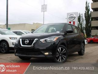 Used 2019 Nissan Kicks SV Apple Carplay/Android Auto | Heated Seats for sale in Edmonton, AB