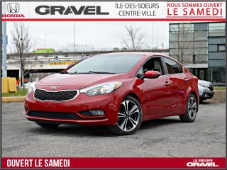 Used 2014 Kia Forte 2.0l Ex - Mags for sale in Ile-des-Soeurs, QC
