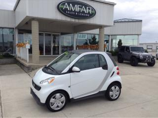 Used 2014 Smart fortwo GREAT ON GAS / NO PAYMENTS FOR 6 MONTHS !! for sale in Tilbury, ON