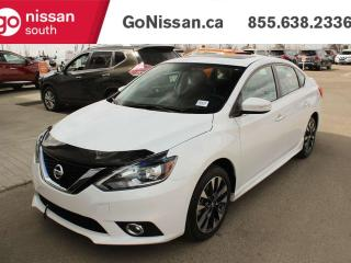 Used 2017 Nissan Sentra SR Turbo PERFECT ECONOMIC FIRST CAR VERY SPORTY !!!! for sale in Edmonton, AB