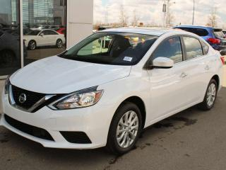 New 2019 Nissan Sentra SV 4dr FWD Sedan for sale in Edmonton, AB