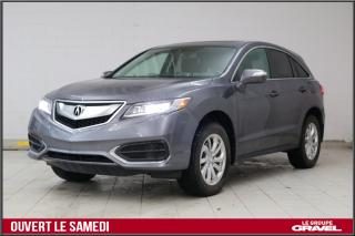 Used 2018 Acura RDX Tech. Awd Gps Cuir for sale in Montréal, QC