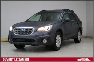 Used 2017 Subaru Outback 3.6R Touring for sale in Montréal, QC