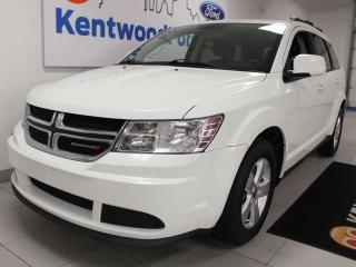 Used 2014 Dodge Journey SE, push start/stop, 7 seater, big enough for the whole team for sale in Edmonton, AB