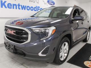 Used 2018 GMC Terrain SLE AWD, power seats, push start/stop, and back up camera for sale in Edmonton, AB