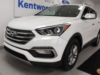 Used 2017 Hyundai Santa Fe Sport SPORT, back up camera for sale in Edmonton, AB