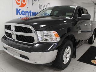 Used 2016 RAM 1500 SLT 4X4, all black and ready to attack for sale in Edmonton, AB