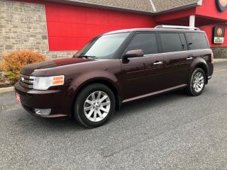 Used 2012 Ford Flex SEL for sale in Cornwall, ON