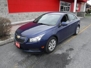 Used 2013 Chevrolet Cruze LT Turbo for sale in Cornwall, ON