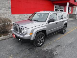 Used 2015 Jeep Patriot Altitude for sale in Cornwall, ON