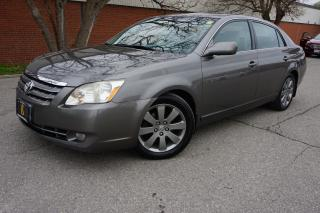 Used 2005 Toyota Avalon Touring - RECLINING REAR SEATS / DEALER MAINTAINED for sale in Etobicoke, ON