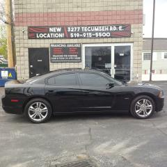 Used 2012 Dodge Charger RT AWD for sale in Windsor, ON