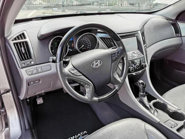 2011 Hyundai Sonata HEV w/Premium Photo12