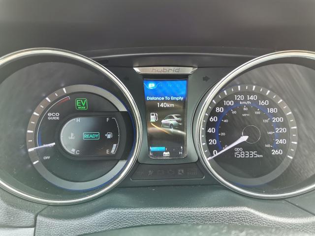 2011 Hyundai Sonata HEV w/Premium Photo15